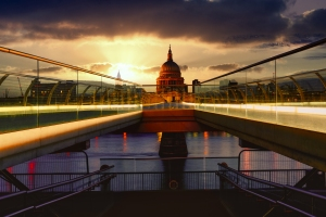 St Paul's Sunrise