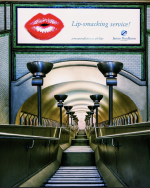 A kiss from TFL